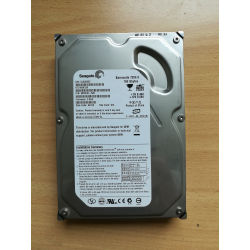 Disque dur interne Seagate Barracuda 7200.9 SATA NCQ 3Gb/s - 160 Go 7200 RPM 8 Mo Serial ATA II (bulk)