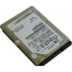 "Disque dur interne 160Go HGST Travelstar 5K160 2.5"" Serial ATA-150"